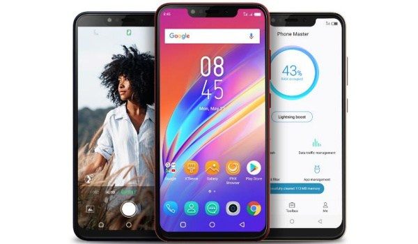 Infinix Hot 6X (X623) - Full Specifications, Features